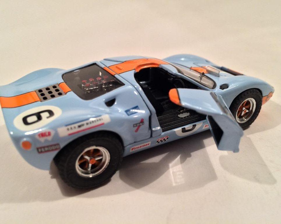 Jouef Evolution Ford Gt Le Mans