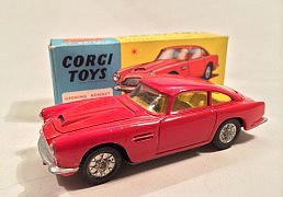 Corgi No.218 Aston Martin DB5