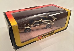 Corgi M1 Gold Plated Promotional Model