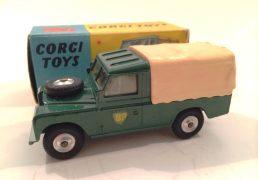 Corgi 438 Land Rover