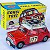 Corgi 339 1967 Monte-Carlo Winner B.M.C. Mini Cooper 'S'