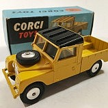 Corgi No.406 Land Rover 109 WB