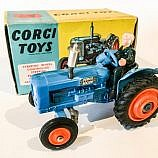 "Corgi No.55 Fordson ""Power Major"" Tractor"