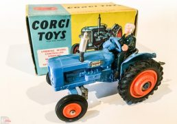 "Corgi No.55 Fordson ""Power Major"" Tractor"