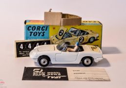 Corgi 318 Lotus Elan Pristine, I`ve Got a Tiger in my Tank