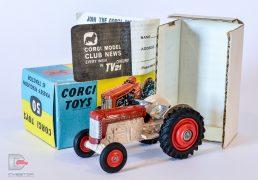 Corgi Massey Ferguson Tractor