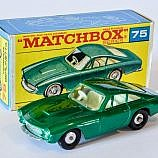Matchbox Regular Wheels No. 75 Ferrari Berlinetta