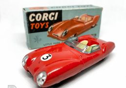 Corgi No.151 Lotus Mark Eleven Le Mans Racing Car