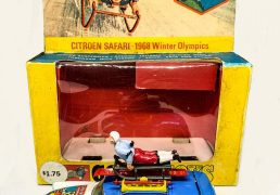 "Corgi 499 Citroen Safari ""Grenoble 1968 Winter Olympics"