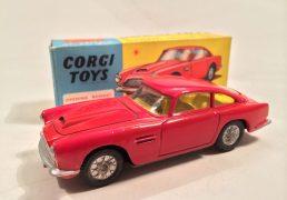 Corgi No.218 Aston Martin DB5