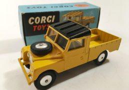 Corgi No.406 Land Rover 109 WB