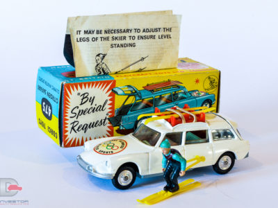 "Corgi No.475 Citroen Safari ""1964 Olympic Winter Sports"""