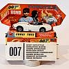 """Corgi No.336 """"James Bond"""" Toyota 2000GT taken from the film """"You Only Live Twice"""""""