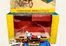 """Corgi 499 Citroen Safari """"Grenoble 1968 Winter Olympics"""