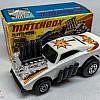 MATCHBOX Superfast 48B White Lightning/Pi-Eyed Piper White / POW Tempa