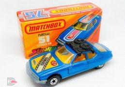 Matchbox Superfast No.51b Citroen SM Twin Pack Issue