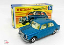 Matchbox Superfast No.64a MG 1100 Saloon