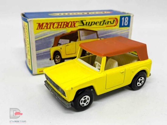 Matchbox Superfast No.18a Field Car