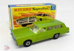 Matchbox Superfast No.73e Mercury Commuter