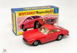 Matchbox Superfast 75a Ferrari Berlinett