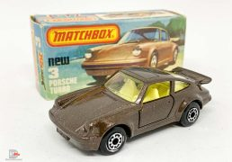 Matchbox Superfast 3c Porsche 911/930 Turbo