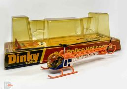 """Dinky No.732 Bell """"Police"""" Helicopter"""