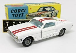 """Corgi 325 Ford Mustang Fastback """"Competition Model"""""""